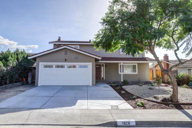 1926 Crater Lake Ave, Milpitas, CA 95035 (#ML81732472) :: Brett Jennings Real Estate Experts