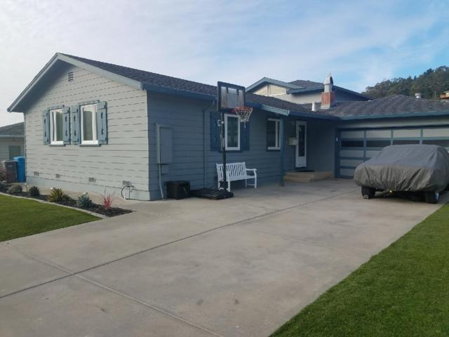 935 Crespi Dr, Pacifica, CA 94044 (#ML81732504) :: The Kulda Real Estate Group