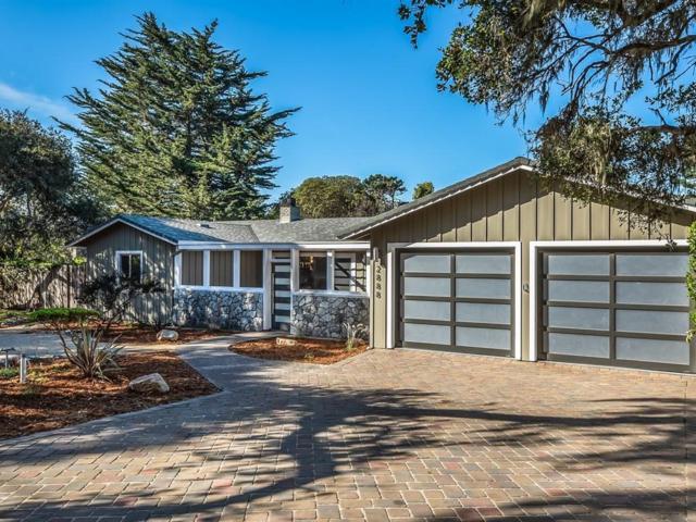 2888 Oak Knoll Rd, Pebble Beach, CA 93953 (#ML81732540) :: The Goss Real Estate Group, Keller Williams Bay Area Estates