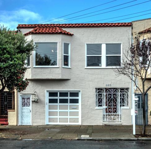 891 46th Ave, San Francisco, CA 94121 (#ML81732592) :: The Warfel Gardin Group