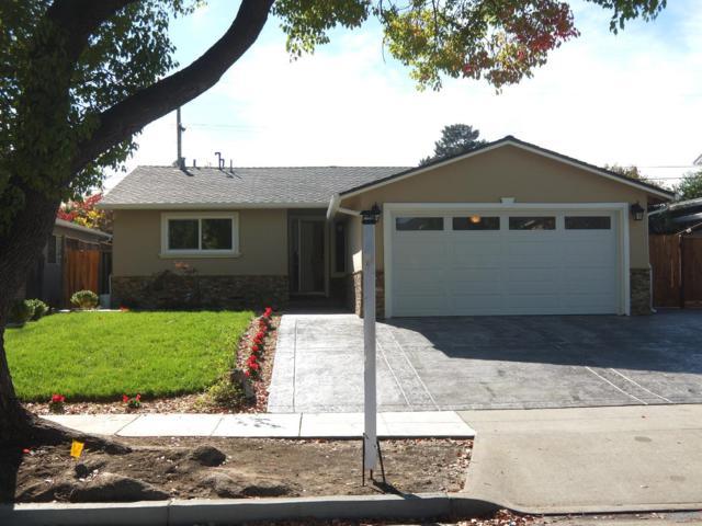 1111 Kentwood Ave, Cupertino, CA 95014 (#ML81732753) :: Brett Jennings Real Estate Experts