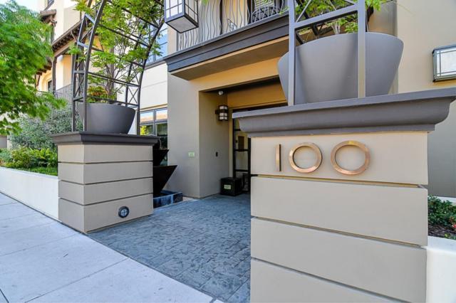 100 1st St 108, Los Altos, CA 94022 (#ML81732776) :: The Kulda Real Estate Group