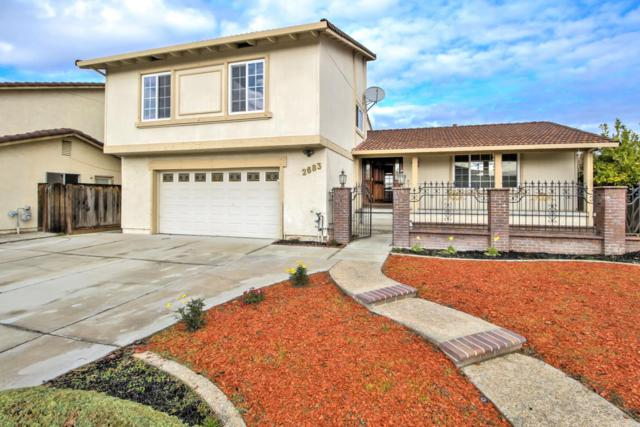 2683 Glen Doon Ct, San Jose, CA 95148 (#ML81732822) :: Maxreal Cupertino