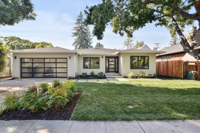 625 Kingsley Ave, Palo Alto, CA 94301 (#ML81732832) :: Brett Jennings Real Estate Experts