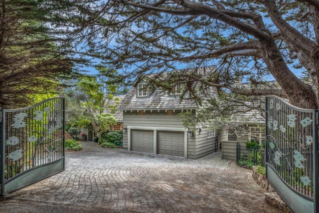 3892 Ronda Rd, Pebble Beach, CA 93953 (#ML81732873) :: Brett Jennings Real Estate Experts
