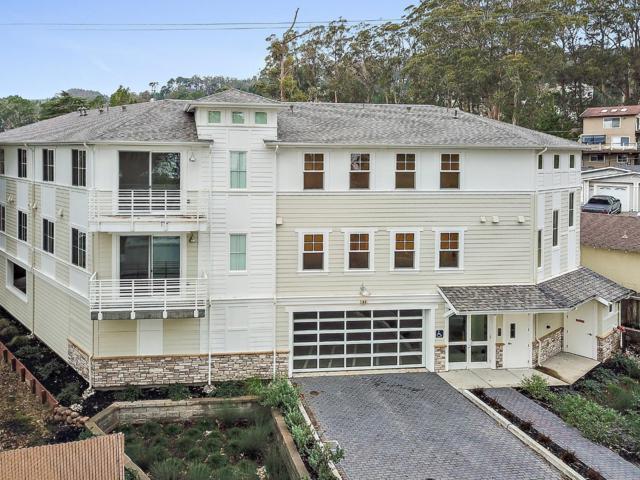 195 Avenue Cabrillo, El Granada, CA 94018 (#ML81732965) :: The Gilmartin Group