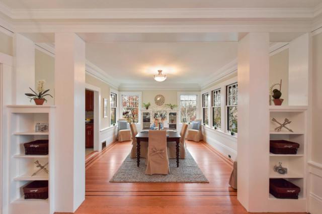 925 Chula Vista Ave, Burlingame, CA 94010 (#ML81732985) :: The Kulda Real Estate Group