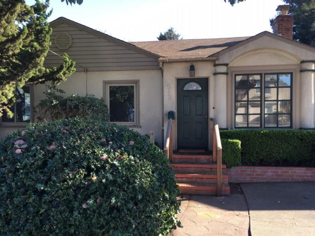 512 State St, San Mateo, CA 94401 (#ML81733002) :: The Warfel Gardin Group