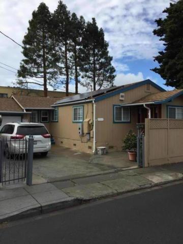 111 N Railroad Ave, San Mateo, CA 94401 (#ML81733050) :: The Warfel Gardin Group