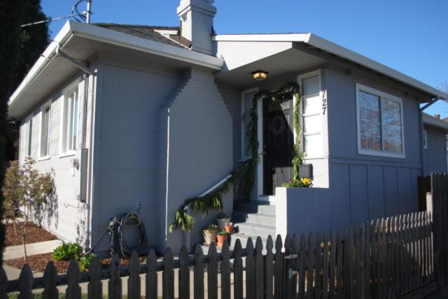 727 Cypress Ave, San Mateo, CA 94401 (#ML81733076) :: Maxreal Cupertino