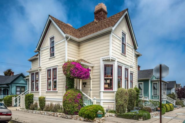 232 17th St, Pacific Grove, CA 93950 (#ML81733081) :: Brett Jennings Real Estate Experts