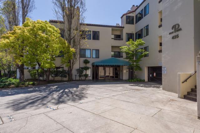 425 N El Camino Real 309, San Mateo, CA 94401 (#ML81733095) :: The Kulda Real Estate Group