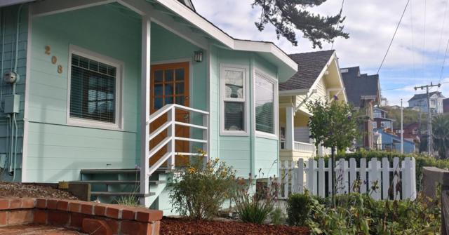 208 Cherry Ave, Capitola, CA 95010 (#ML81733134) :: Brett Jennings Real Estate Experts