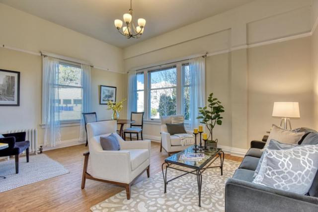 260 High St 110, Santa Cruz, CA 95060 (#ML81733149) :: Brett Jennings Real Estate Experts