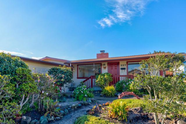 557 Pine St, Monterey, CA 93940 (#ML81733162) :: Strock Real Estate