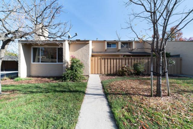 125 Connemara Way 14, Sunnyvale, CA 94087 (#ML81733329) :: The Goss Real Estate Group, Keller Williams Bay Area Estates