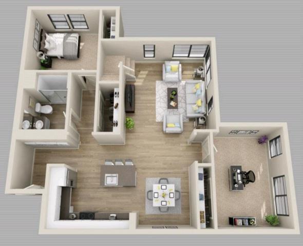 1048 Monroe Ave 319, Santa Clara, CA 95050 (#ML81733333) :: The Goss Real Estate Group, Keller Williams Bay Area Estates