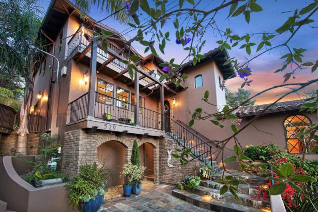 529 Santa Marguarita Dr, Aptos, CA 95003 (#ML81733370) :: Strock Real Estate