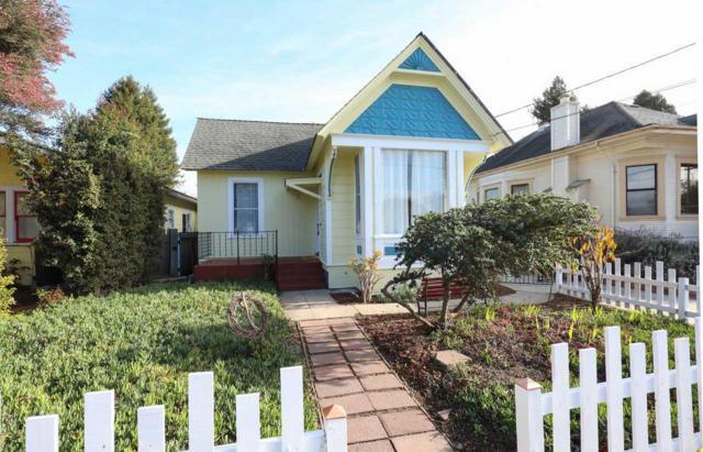 724 Riverside Ave, Santa Cruz, CA 95060 (#ML81733487) :: The Gilmartin Group