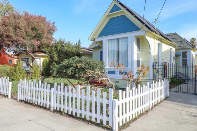 724 Riverside Ave, Santa Cruz, CA 95060 (#ML81733490) :: The Gilmartin Group