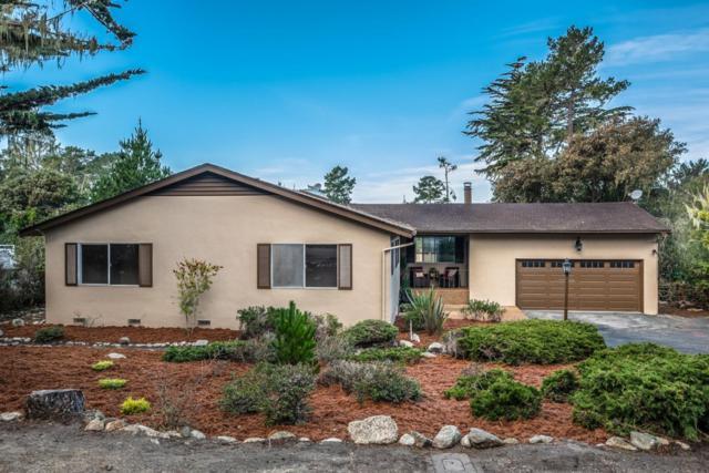 3054 Strawberry Hill Rd, Pebble Beach, CA 93953 (#ML81733836) :: Julie Davis Sells Homes