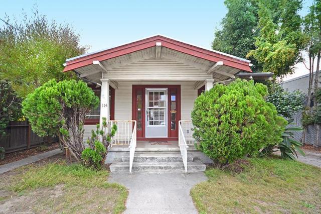 114 Glenwood Ave, Santa Cruz, CA 95060 (#ML81733965) :: The Gilmartin Group