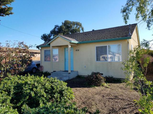 438 Hyland Dr, Salinas, CA 93907 (#ML81734063) :: The Kulda Real Estate Group
