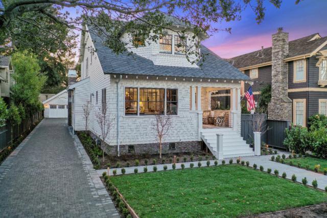 315 Occidental Ave, Burlingame, CA 94010 (#ML81734448) :: The Kulda Real Estate Group