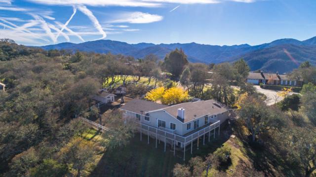 34979 Sky Ranch Rd, Carmel Valley, CA 93924 (#ML81734511) :: The Gilmartin Group