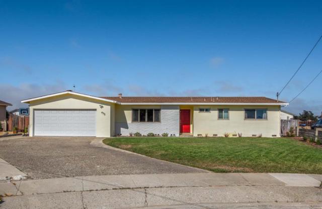 475 Larson Ct, Marina, CA 93933 (#ML81734584) :: Strock Real Estate
