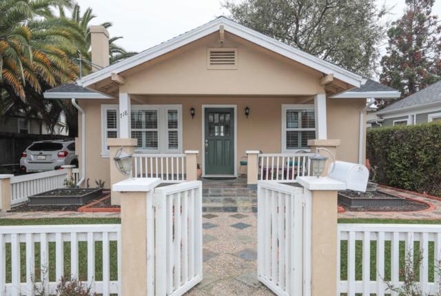 718 Brewster Ave, Redwood City, CA 94063 (#ML81734678) :: Brett Jennings Real Estate Experts