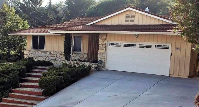 145 Conejo Dr, Millbrae, CA 94030 (#ML81734753) :: Perisson Real Estate, Inc.