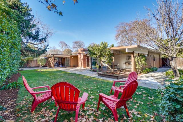330 Creekside Dr, Palo Alto, CA 94306 (#ML81734783) :: The Warfel Gardin Group
