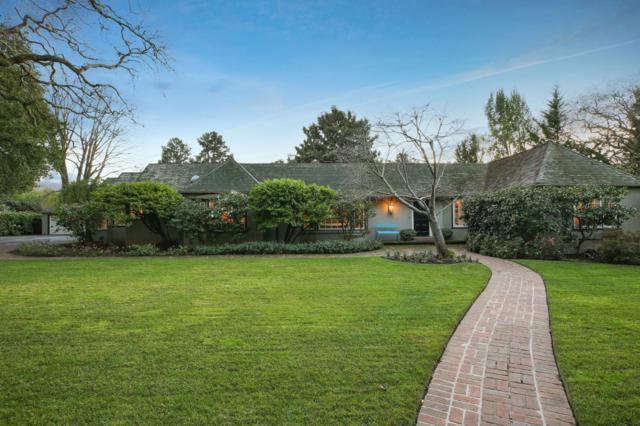 30 Fredrick Ave, Atherton, CA 94027 (#ML81735163) :: The Warfel Gardin Group