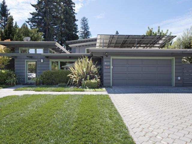 805 Evergreen St, Menlo Park, CA 94025 (#ML81735166) :: The Warfel Gardin Group