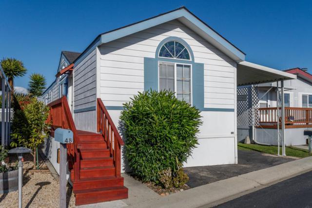 1040 38th Ave 48, Santa Cruz, CA 95062 (#ML81735181) :: Strock Real Estate
