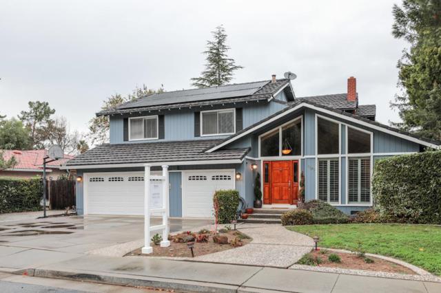 1191 Nikette Way, San Jose, CA 95120 (#ML81735301) :: The Warfel Gardin Group