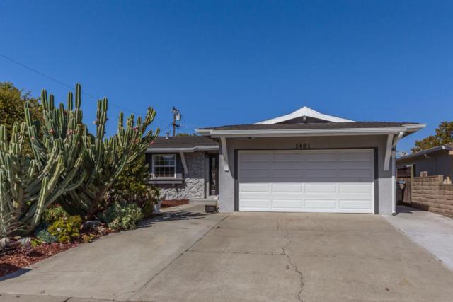 1481 Hillsdale Ave, San Jose, CA 95118 (#ML81735317) :: The Warfel Gardin Group