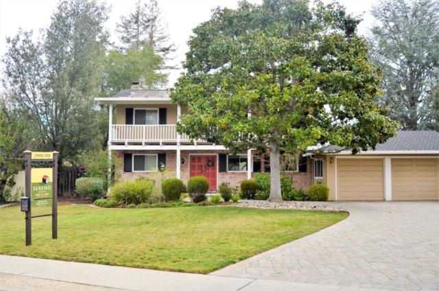 12386 Larchmont Ave, Saratoga, CA 95070 (#ML81735332) :: The Warfel Gardin Group