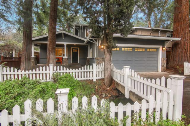 23 Jackson St, Los Gatos, CA 95030 (#ML81735338) :: The Warfel Gardin Group