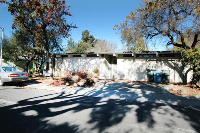 3419 Cork Oak Way, Palo Alto, CA 94303 (#ML81735376) :: The Warfel Gardin Group