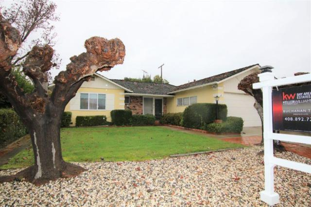 1672 Notre Dame Dr, Mountain View, CA 94040 (#ML81735410) :: Keller Williams - The Rose Group