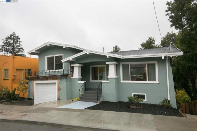 675 Santa Ray Ave, Oakland, CA 94610 (#ML81735476) :: The Kulda Real Estate Group