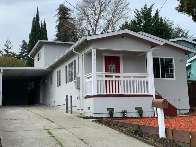 8017 Earl St, Oakland, CA 94605 (#ML81735528) :: The Kulda Real Estate Group