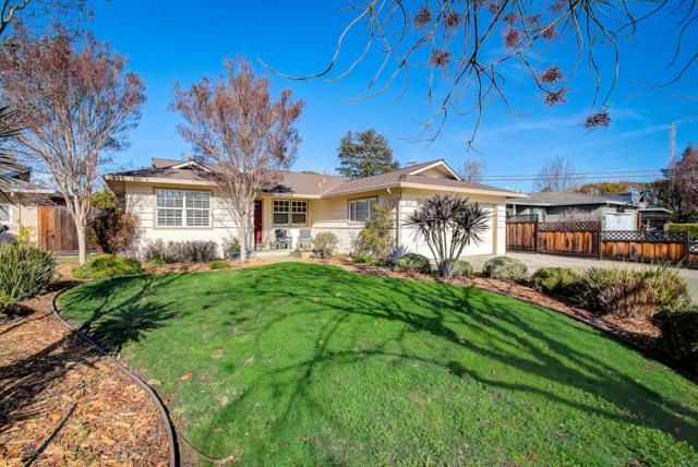 1831 Calistoga Dr, San Jose, CA 95124 (#ML81735634) :: The Warfel Gardin Group