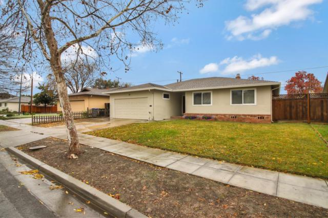 1593 Waxwing Ave, Sunnyvale, CA 94087 (#ML81735654) :: The Warfel Gardin Group