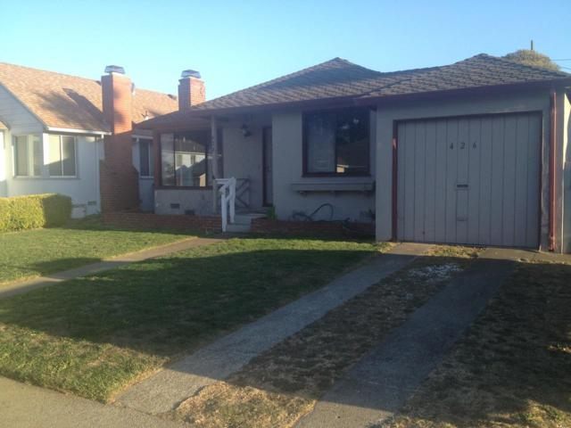 426 Fairway Dr, South San Francisco, CA 94080 (#ML81735685) :: Perisson Real Estate, Inc.
