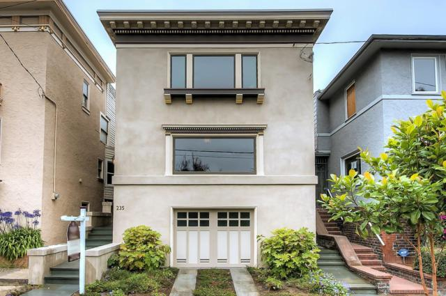 235 14th Ave, San Francisco, CA 94118 (#ML81735697) :: The Warfel Gardin Group