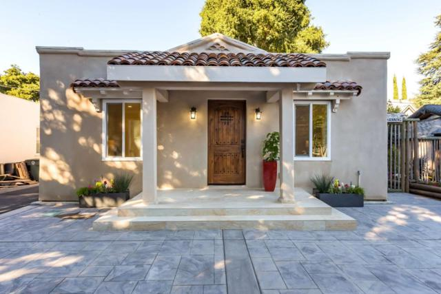 961 Channing Ave, Palo Alto, CA 94301 (#ML81735726) :: The Warfel Gardin Group