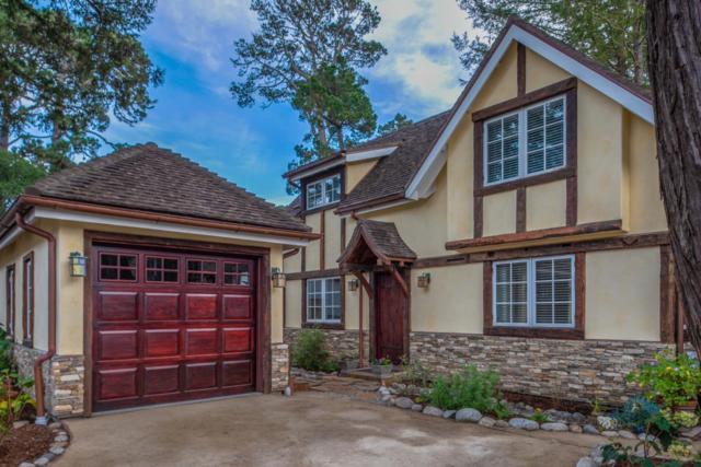 0 2nd Avenue 3 Se Of Santa Fe St, Carmel, CA 93921 (#ML81735762) :: Julie Davis Sells Homes